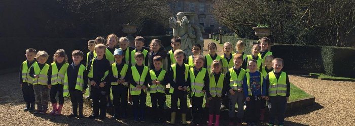 Year 1's Trip to Belton House