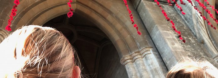 Remembering Armistice Day at Heckington Church