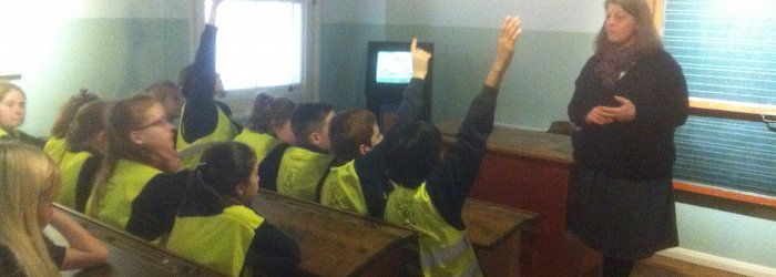 Year 6 Visit the National Holocaust Centre