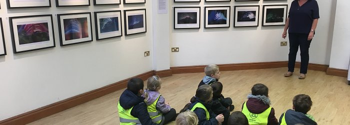 Y2 Visit Gravity Fields at The Guildhall